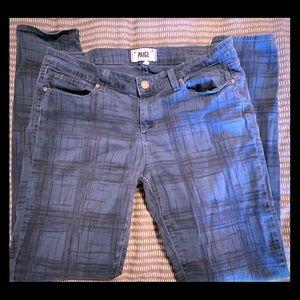 PAIGE Skinny Jeans Size 32